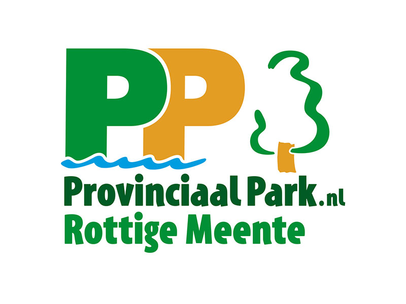 Provinciale Parken: Landschappelijk en cultuurhistorisch unieke Friese streken. Logo's: © Friesland Holland Marketing.