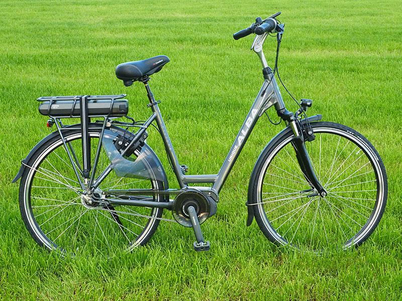 Lichte E Bike : Kleinste fietsenfabriek maakt de beste e bike: alba ciclone unique