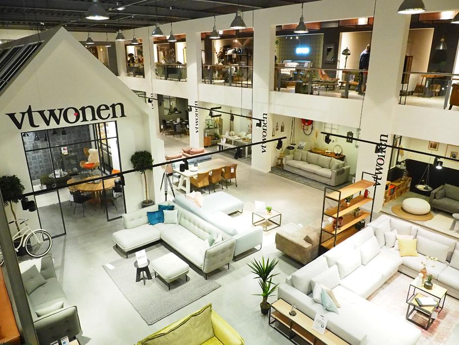Grootste woonwinkelcentrum van nederland home center toont